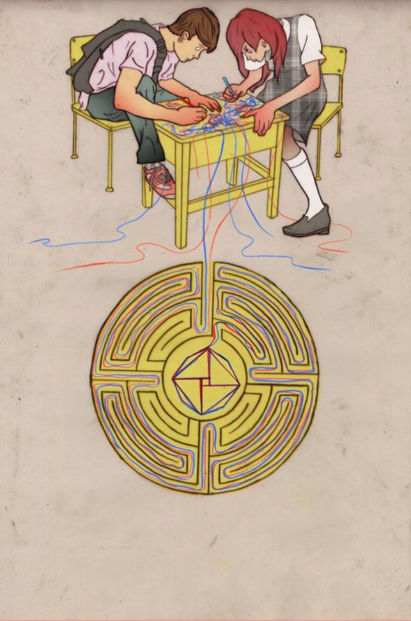 Miguel Mansur Illustrations 10
