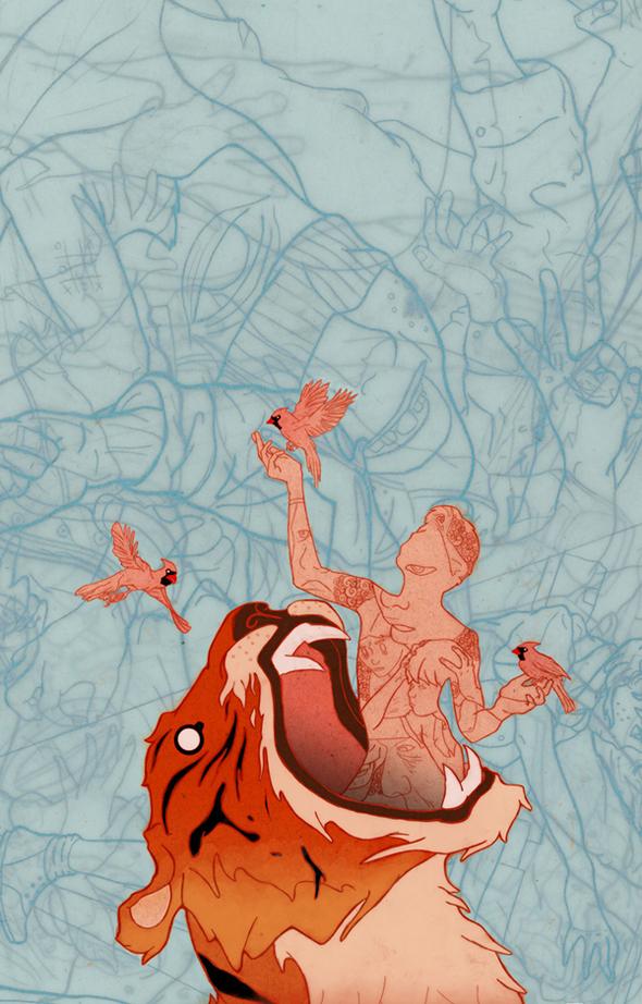 Miguel Mansure Illustrations 2
