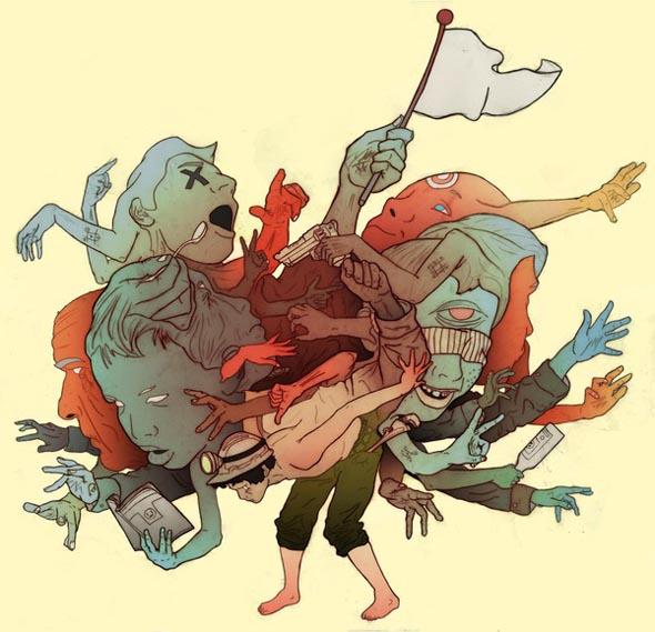 Miguel Mansur Illustrations 3