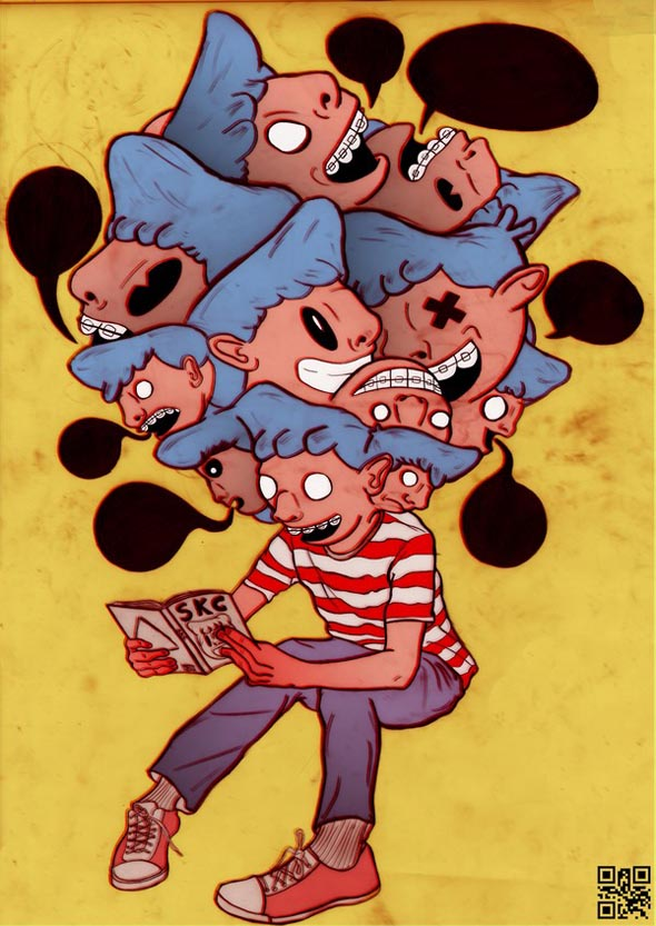 Miguel Mansur Illustrations 4