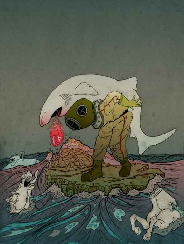 Miguel Mansur Illustrations 6