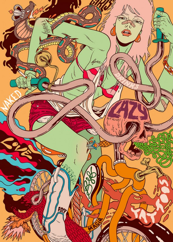 Douglas Bicicleta 10