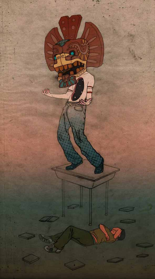 Miguel Mansur Illustrations 14