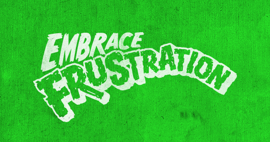 embrace-lime typography by Brandon Rike