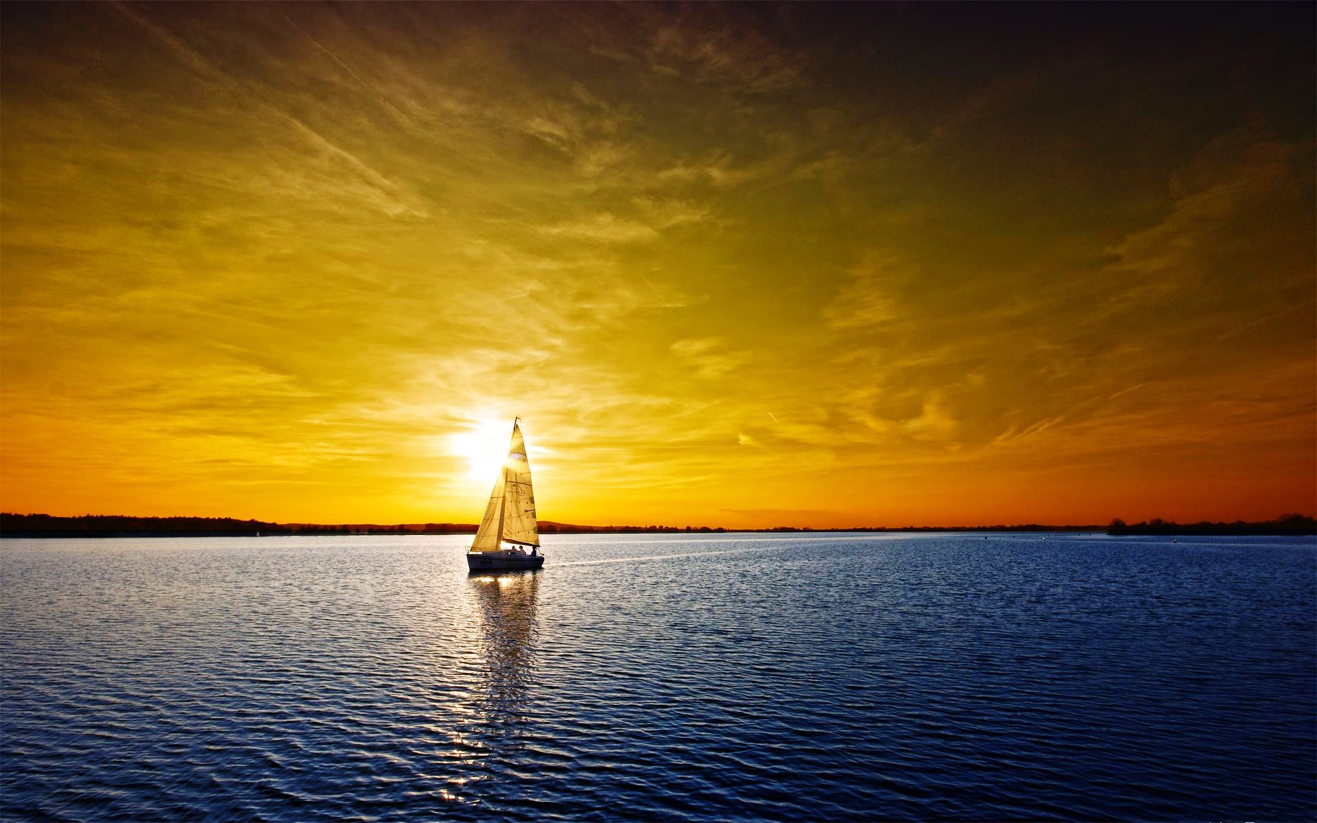 Top 6 Most Beautiful Sunsets Ever - LogoMyWay Blog