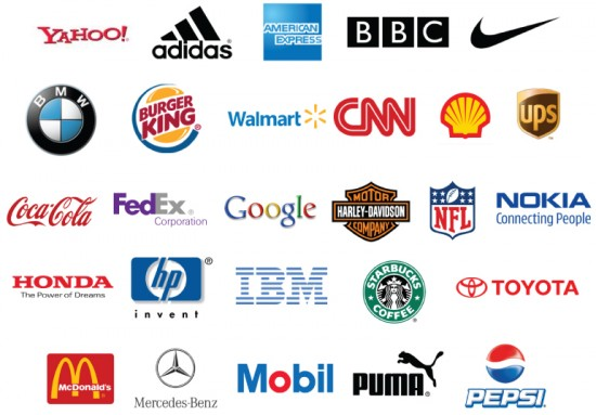 Famous Logos