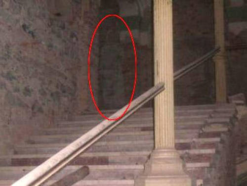 The Decebal Hotel Ghost