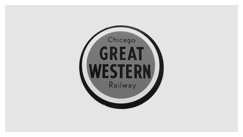 Logo 1954 Great Western Railway Logomyway