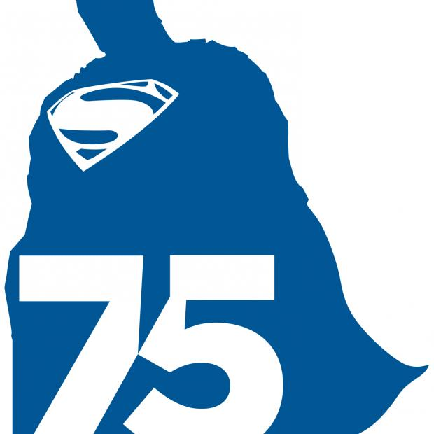 Superman Gets New Logo for 75th Anniversary - LogoMyWay Blog