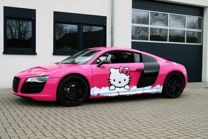 13 Car Wrap Designs That Are Amazing These Are Very Creative