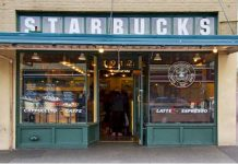6e47c23e145270 The History of Starbucks Logo and a Look at The Company