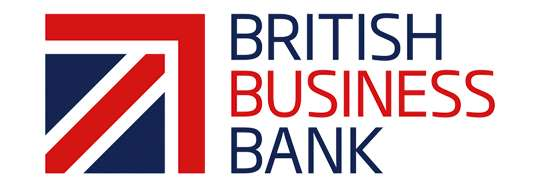 The British Business Bank Uses An Arrow In Their Logo That Is Facing Towards Top Right Corner Of A Square This Familiar Image Represents Growth And