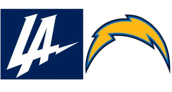 f5653b2a L.A. Chargers Logo and the History Behind the Team