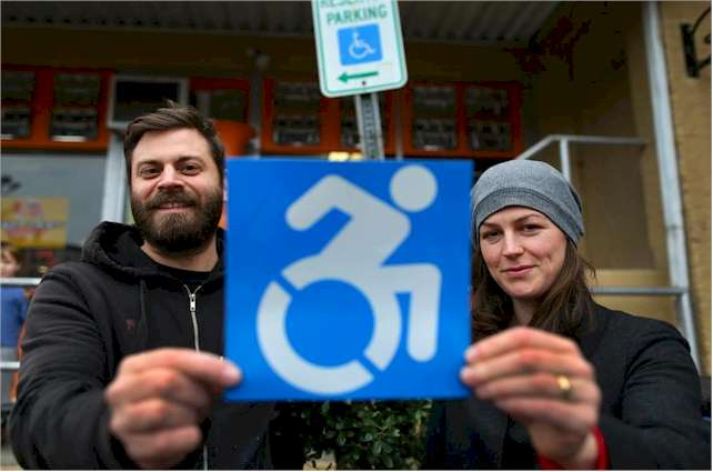 The New Handicapped Logo And The History Behind It