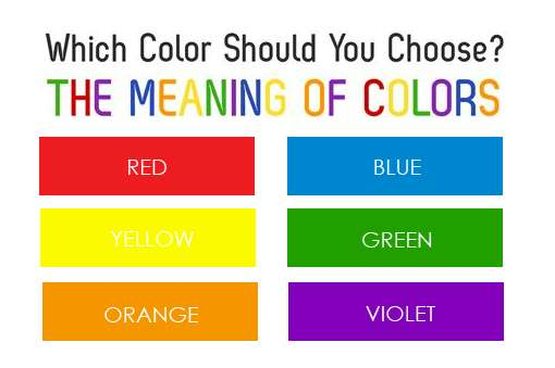Understanding The Meaning of Different Colors in Logo Designs