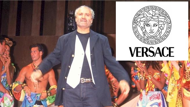 0eaf9e81a102 The History of Versace and Their Logo Design