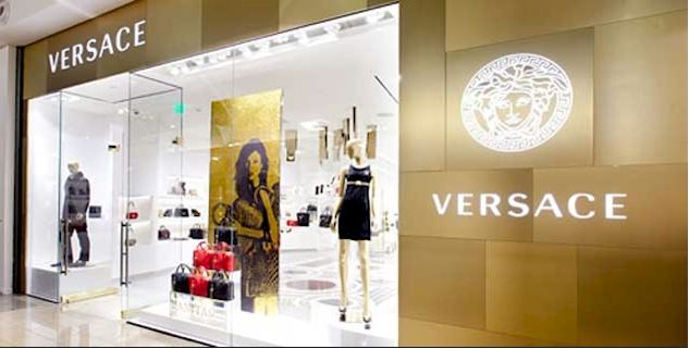 35d65291b51a Clothing and apparel brands such as Versace rely heavily on their logos.  While it is the design of Versace products that set them apart