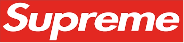 A Look At The Supreme Logo And How They Got Started