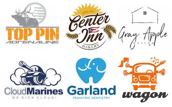 Logo Design Ideas By LogoMyWay | Over 5 Million Logos Created