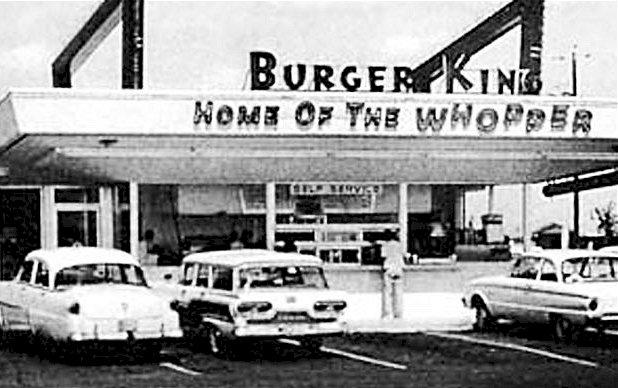 Burger King Logo and its History | LogoMyWay