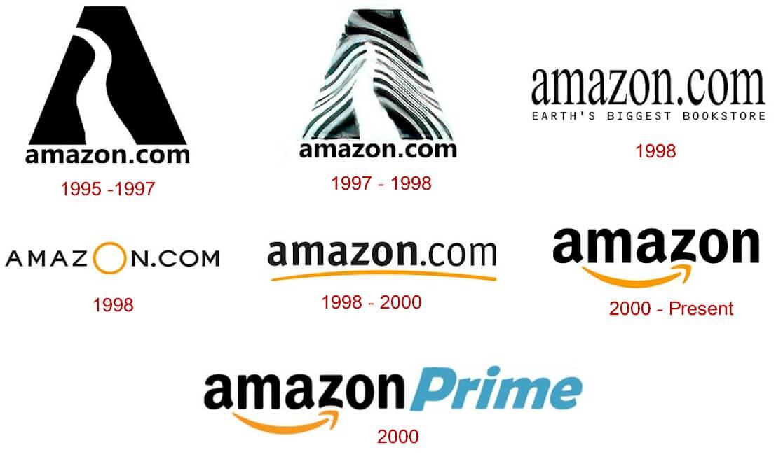 Amazon Logo And Its History Logomyway