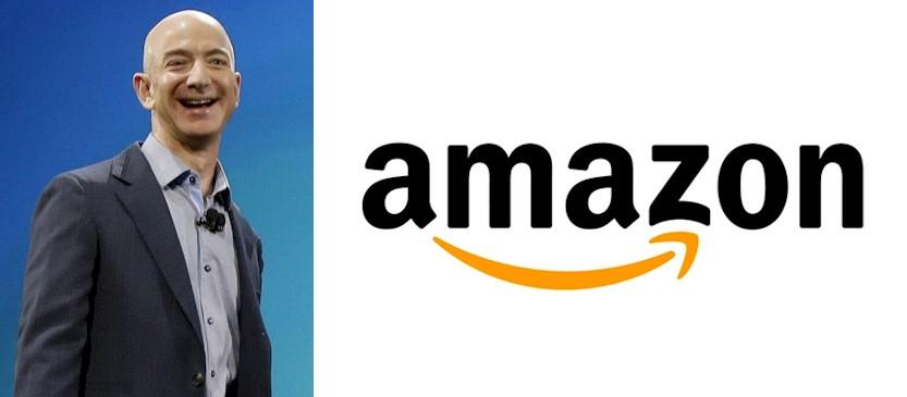 Amazon Logo and its History | LogoMyWay