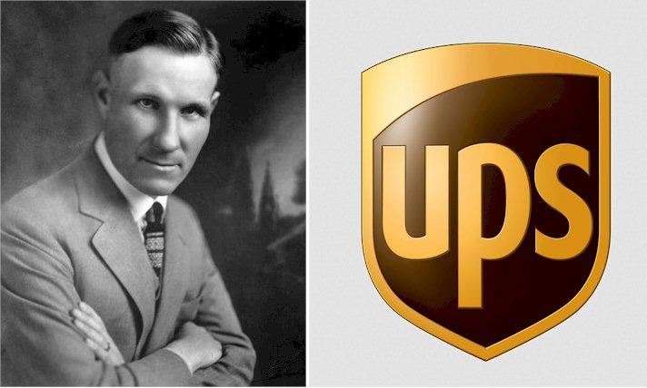 The Ups Logo And History Behind The Company Logomyway
